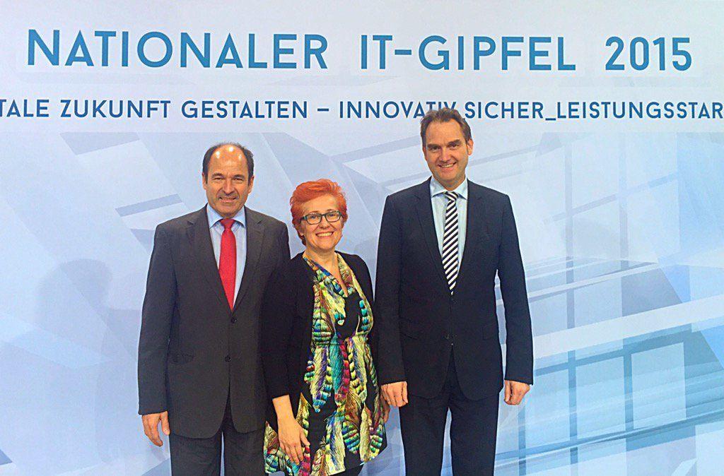 Oliver Grün für drei weitere Jahre Präsident des Bundesverband IT-Mittelstand e.V.