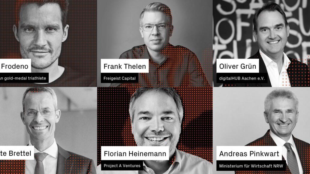 Die Teilnehmer der ATEC X erwarten spannende Keynotes von Top-Speaker wie Jan Frodeno, Frank Thelen, Dr. Oliver Grün, Malte Brettel, Florian Heinemann oder Prof. Dr. Andreas Pinkwart