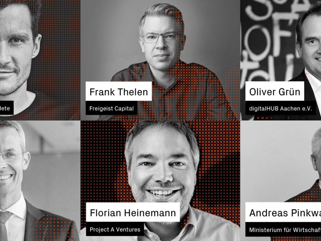 The ATEC X participants expect exciting keynotes from top speakers such as Jan Frodeno, Frank Thelen, Dr. Oliver Grün, Malte Brettel, Florian Heinemann or Prof. Dr. Andreas Pinkwart