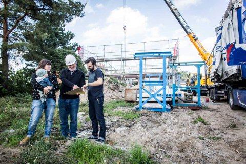 Bauherren-Schutzbund eV also optimizes its work workflow GRÜN VEWA