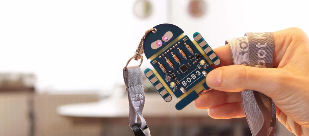 Die GRÜN Software AG unterstützt das Modellprojekt B-O-B-3, um Schülerinnen und Schüler aus der Region Aachen an Technik und Informatik heran zu führen.