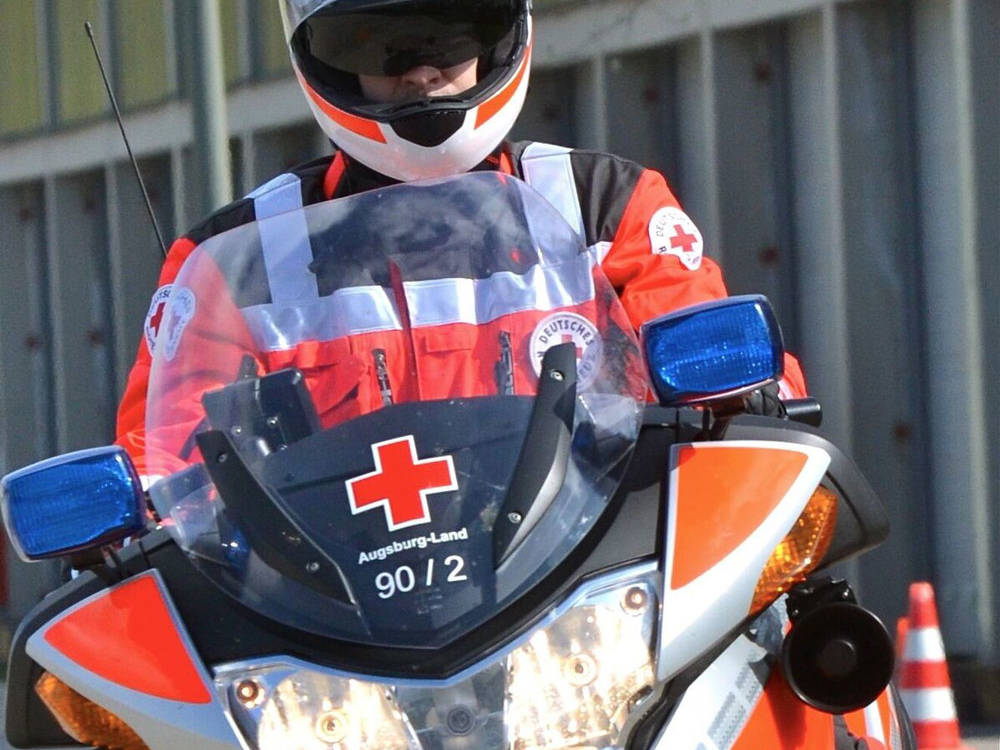 The Bavarian Red Cross (BRK) is the largest aid organization and one of the most important charities in Bavaria.