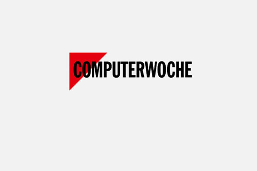 Ein Artikel über Oliver Grün in der COMPUTERWOCHE.