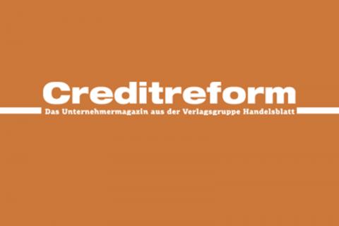 Artikel von Dr. Oliver Grün im Creditreform zur Industrie 4.0