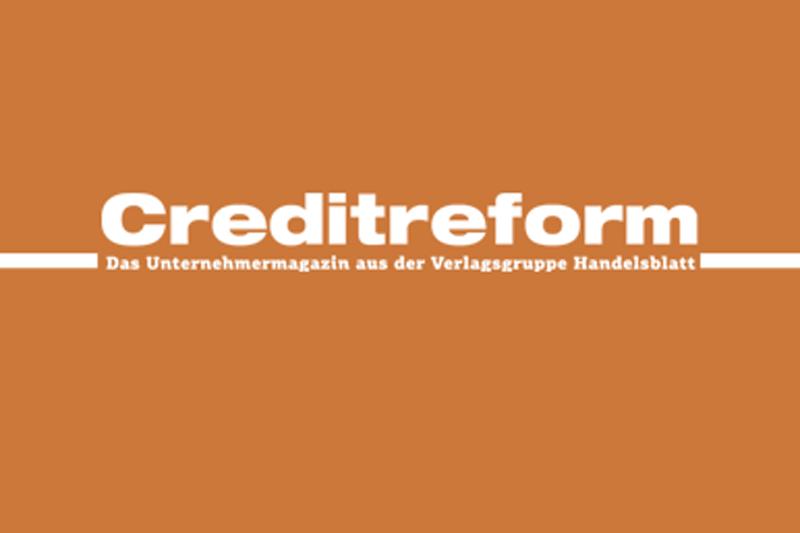 Article by Dr. Oliver Grün in Creditreform on Industry 4.0