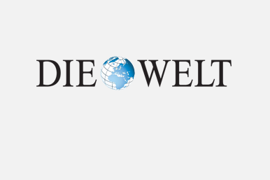 Die Welt is a national daily newspaper.