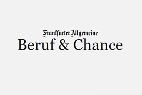 Die GRÜN Software AG in der Frankfurter Allgemeinen Zeitung.