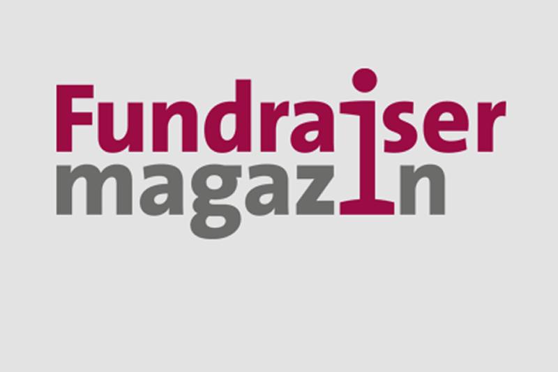Ein Artikel über die GRÜN Software AG im Fundraiser Magazin.
