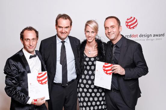 reddot award für giftGRÜN, Werbeagentur aus Aachen