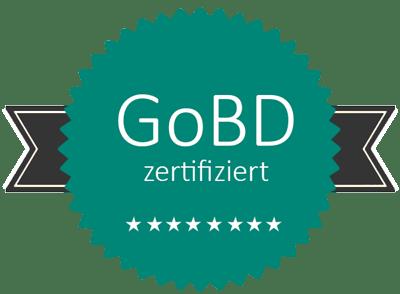 GoBD zertifiziert