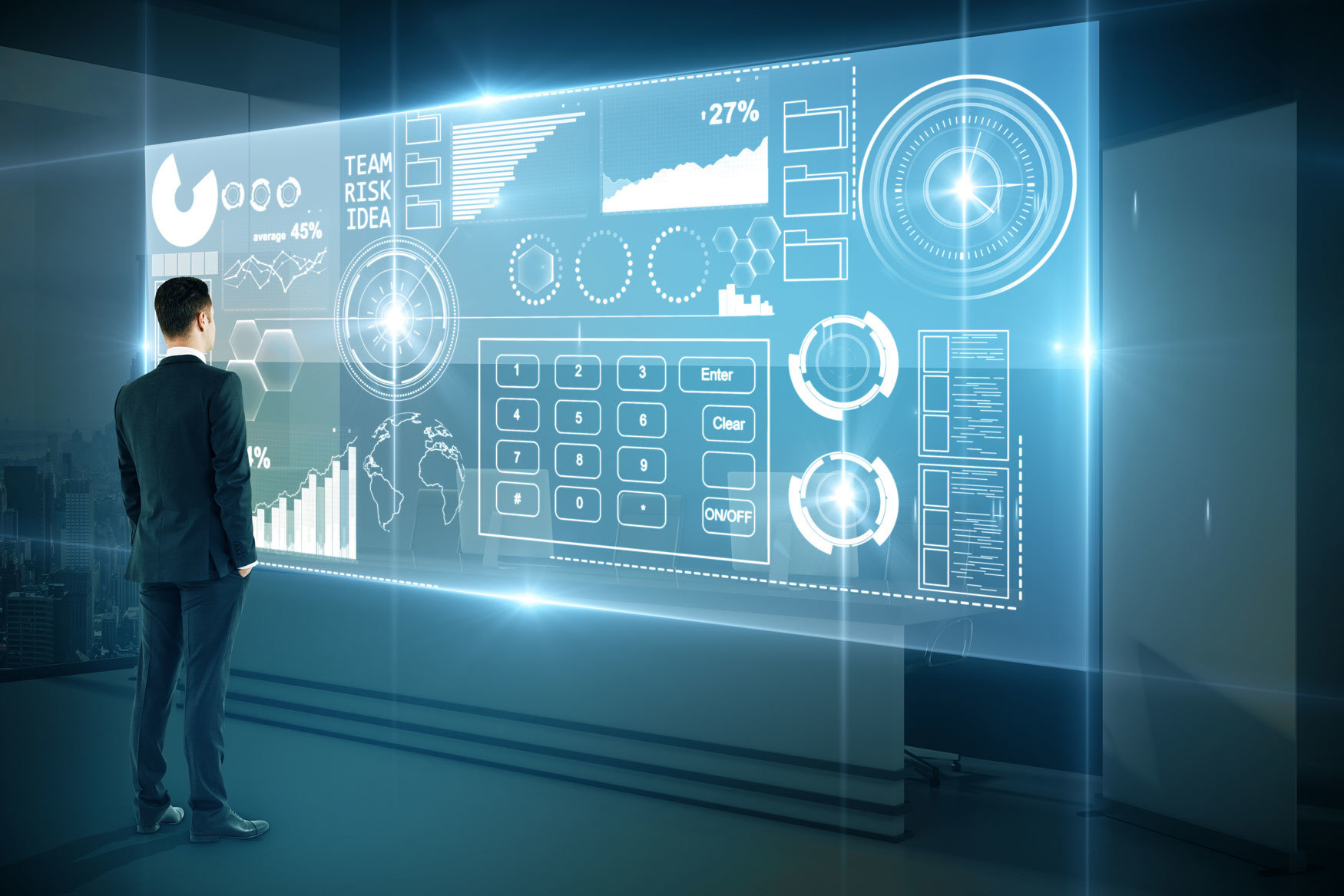Die GRÜN Customer Plattform ist ein wichtiger Baustein der Digitalisierung.