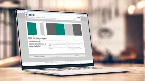 GRÜN EDDY erweitert die Plattform der GRÜN Software Group für Verlagssoftware.