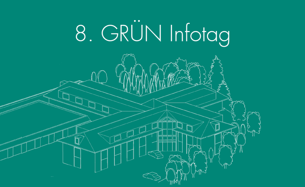 Customers enthusiastic about the 8. GRÜN Info day