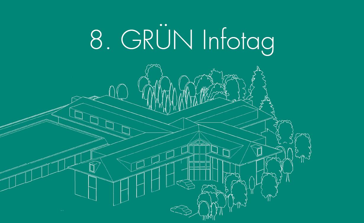 Kunden begeistert vom 8. GRÜN Infotag
