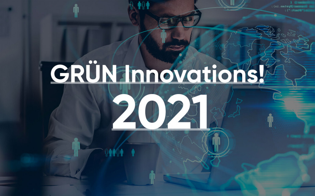 GRÜN Innovations! 2021