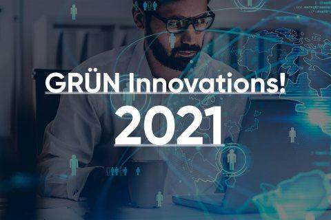 GRÜN Innovations! 2021