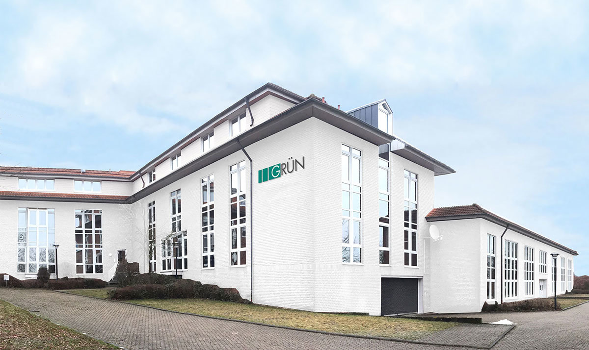 Neues Headquarter der GRÜN Software AG eröffnet
