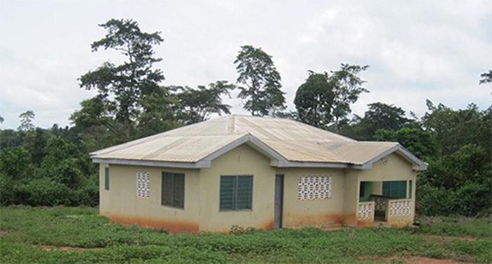 GRÜN Software AG spendet für ein Krankenhaus in Ghana