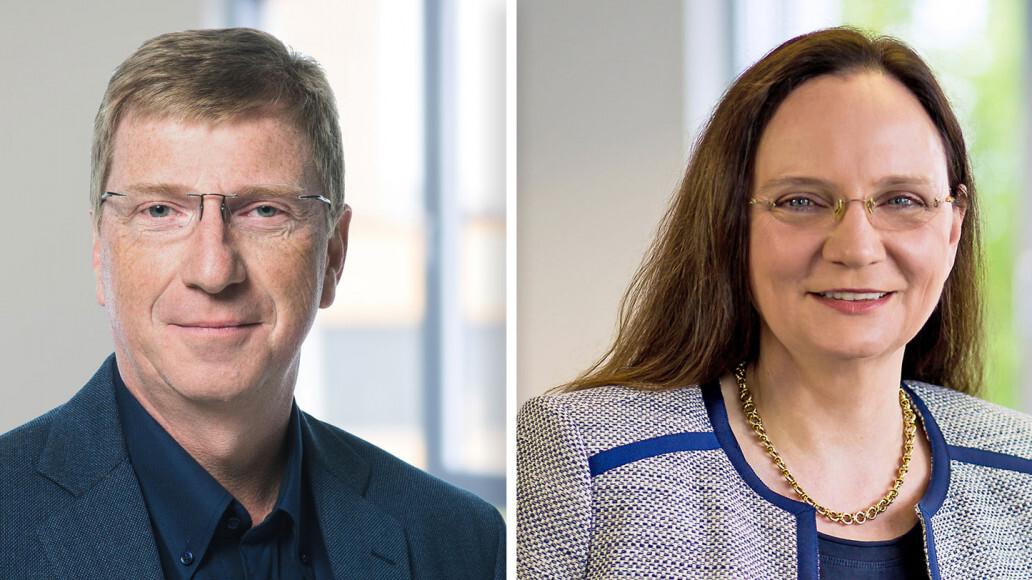 Management of the GRÜN NTX GmbH: Rainer Heckmann (CEO) and Carola Fornoff (COO).