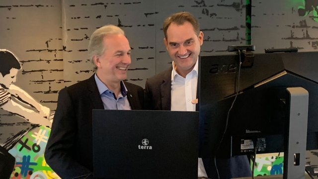 Dirk Hönscheid and Dr. Oliver Grün on GRÜN Innovations! 2021