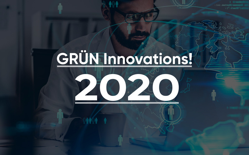 GRÜN Innovations! 2020