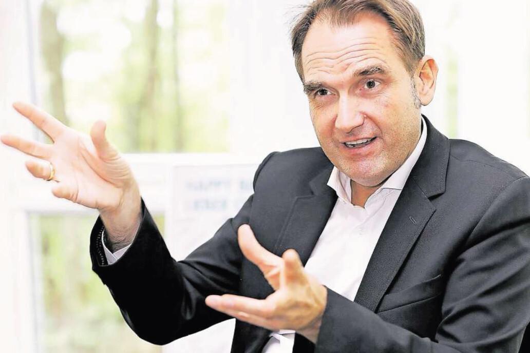 """""""Wir brauchen Künstliche Intelligenz"""" – Oliver Grün im Interview mit der AZ/AN"""