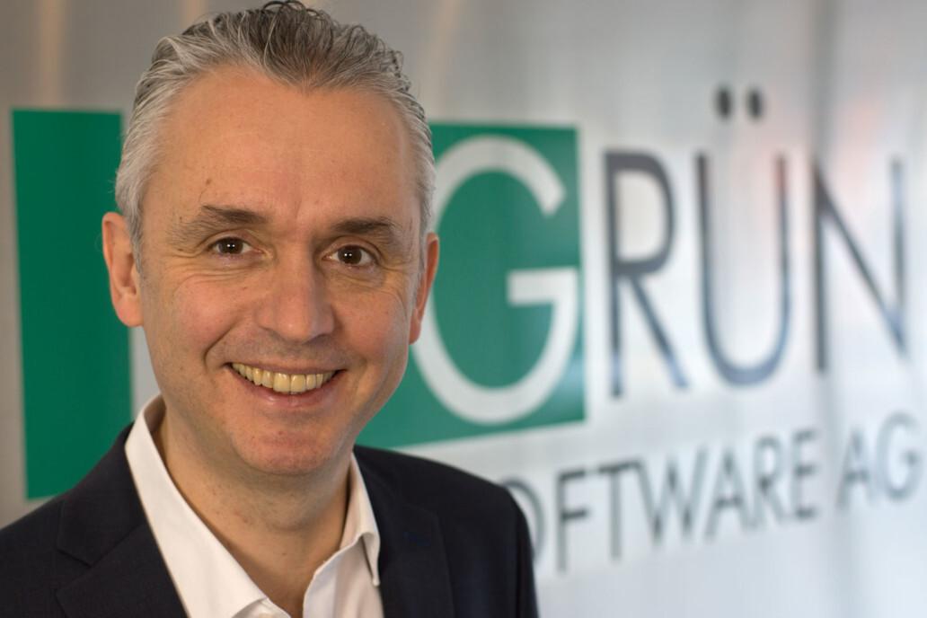 Joachim Sina als weiterer Geschäftsführer bei der Fundraising-Agentur GRÜN alpha.