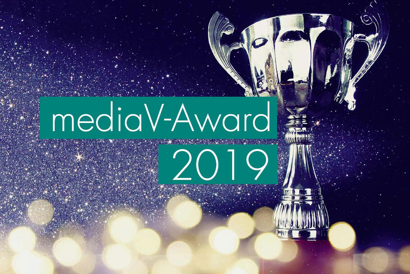 Die GRÜN Software AG ist Hauptsponsor beim mediaV-Award 2019.