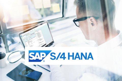 GRÜN MFplus will be converted to SAP S / 4 HANA in the future.