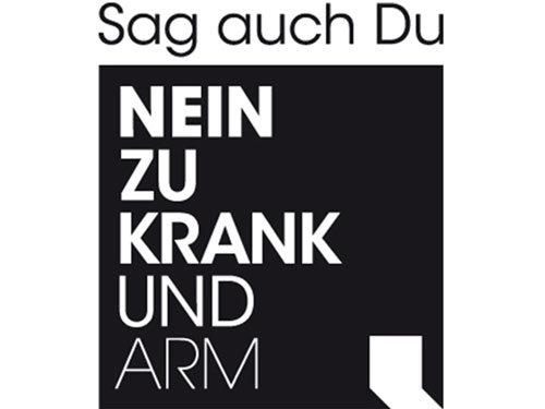 """Verein """"Nein zu Krank und Arm"""""""