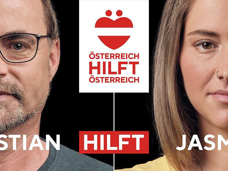 Austria helps Austria - with GRÜN VEWA as donation management