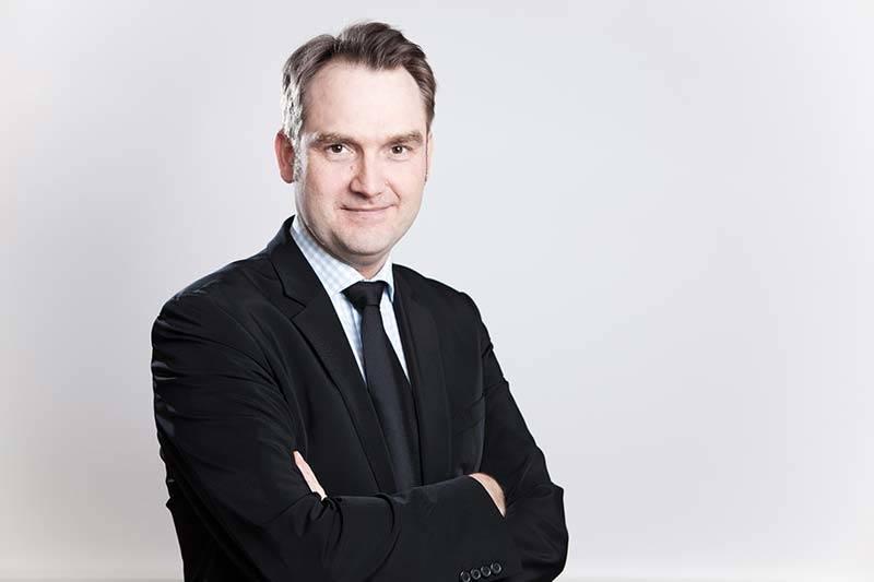 Dr. Dipl.-Ing. Oliver Grün, Vorstand der GRÜN Software AG