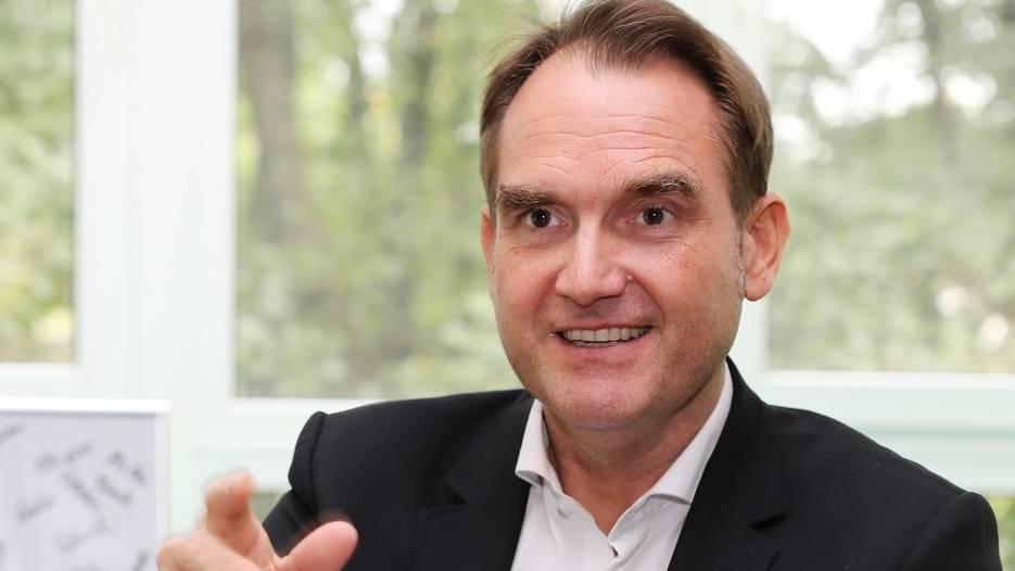Gastbeitrag von Dr. Oliver Grün in den Aachener Tageszeitungen. Foto: Andreas Steindl (Zeitungsverlag Aachen)
