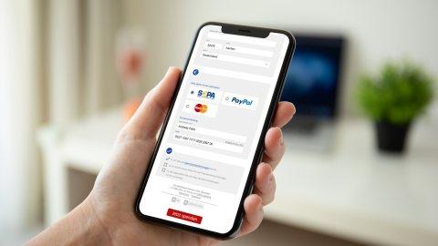 Online Spendenformular GRÜN spendino