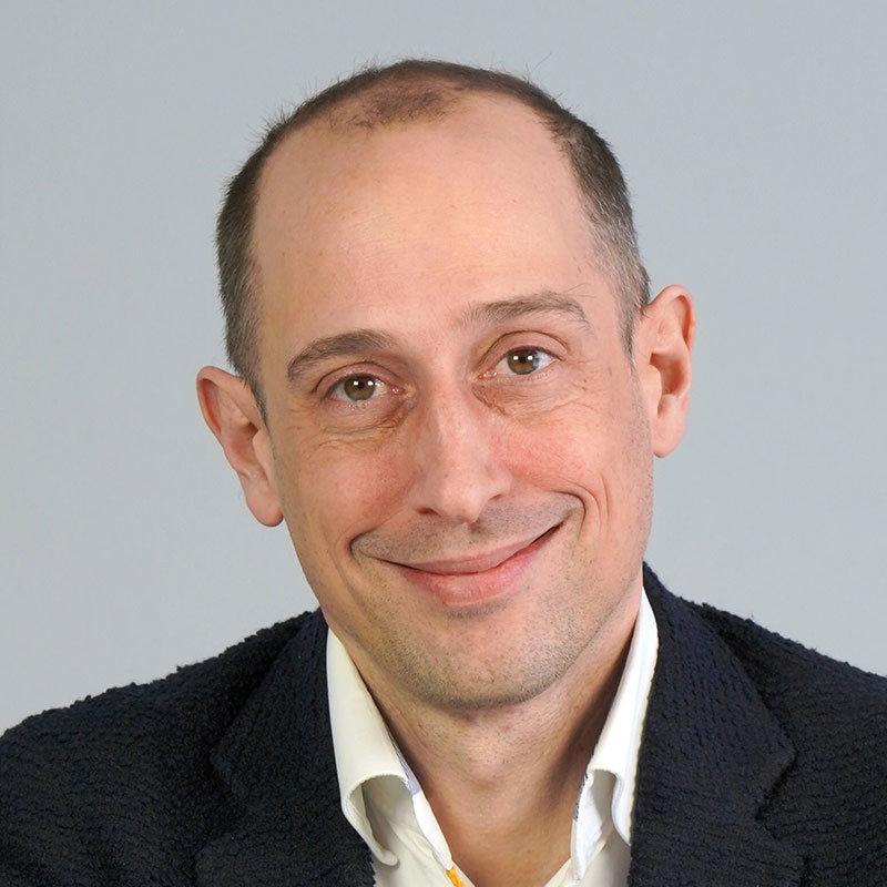Patrick Heinker, Geschäftsführer giftGRÜN
