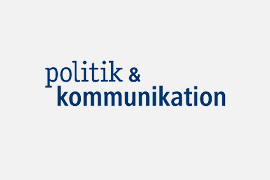 Politics & Communication, the German-language magazine for political communication, public affairs, campaigns, political advice, lobbying and trends