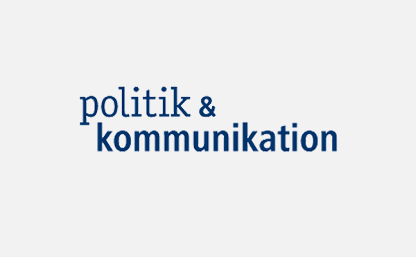 Politik & Kommunikation, das deutschsprachige Magazin für politische Kommunikation, Public Affairs, Kampagnen, Politikberatung, Lobbying und Trends