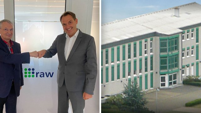 GRÜN Software Group takes over raw computing system West