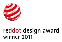giftGRÜN gewinnt red dot design award