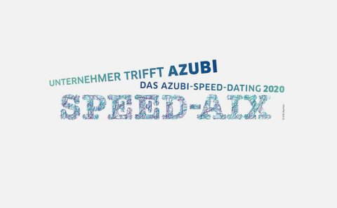 The GRÜN Software AG takes part in the 2020 IHK Aachen's apprentice speed dating.