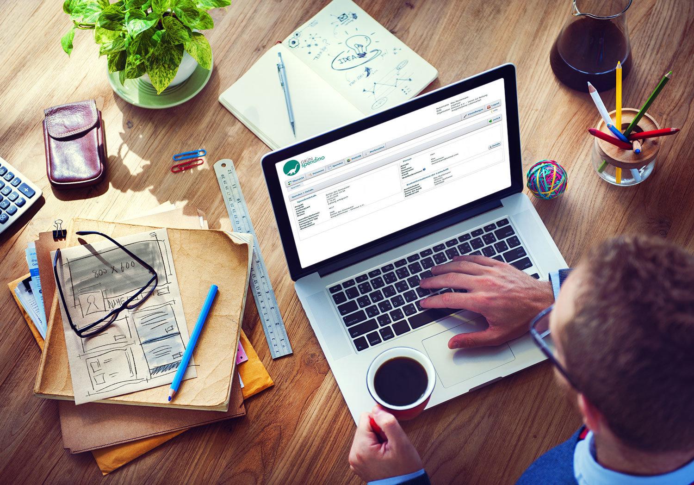 GRÜN Software AG integriert spendino GmbH