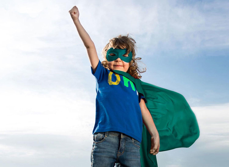 Werden Sie zum Fundraising-Superhelden: GRÜN spendino ist die perfekte Fundraising-Software für NPOs.