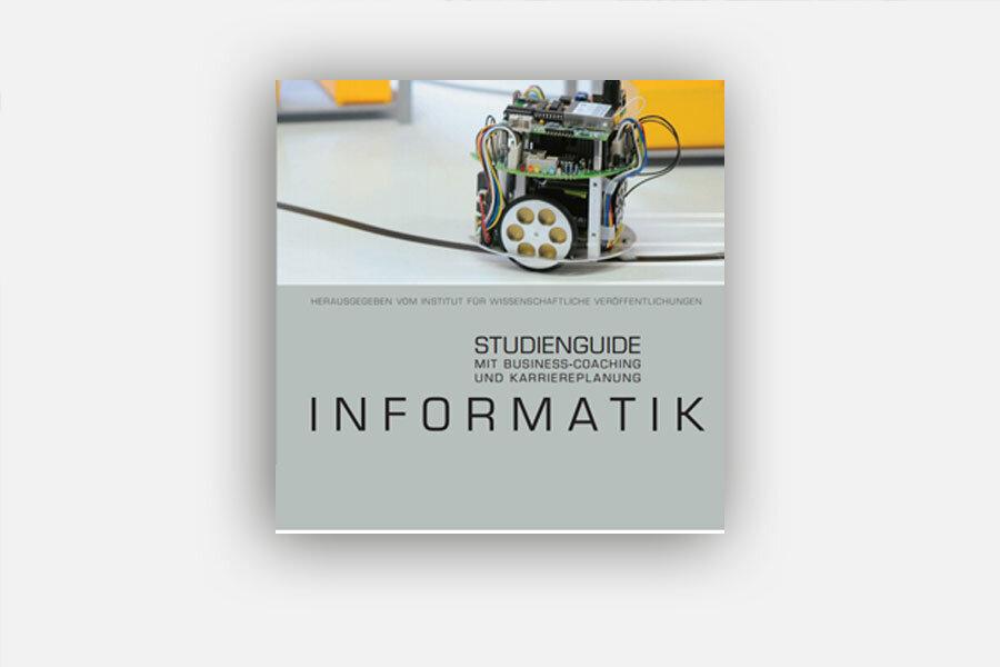 Studienguide Informatik, Ausgabe 1/2012