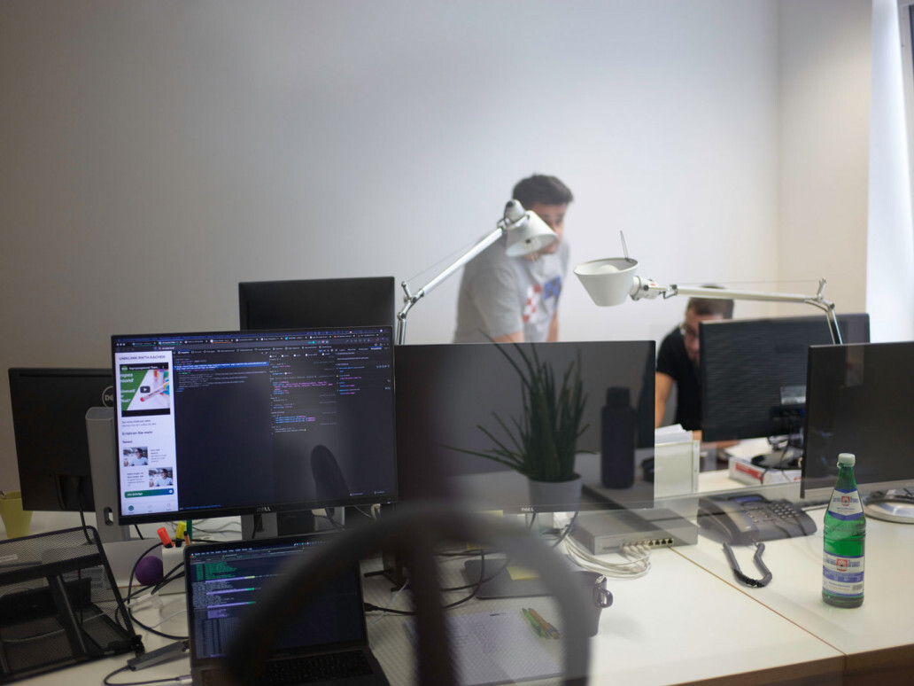 giftGRÜN entwickelt Webseiten auf Basis von TYPO3.