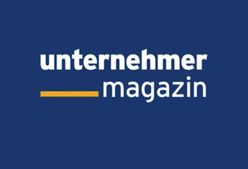 Die GRÜN Software AG Unternehmer Magazin