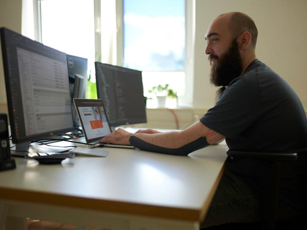 Web App-Entwicklung durch die Digitalagentur giftGRÜN.